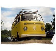 VW 9811 Poster