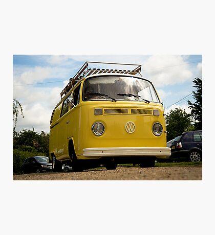 VW 9811 Photographic Print
