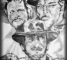 The Good,The Bad,The Ugly.. by buddybetsy