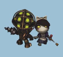 Little Big Planet Bioshock T-Shirt