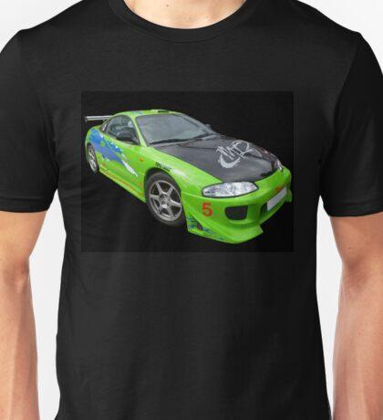 Mitsubishi Eclipse Unisex T-Shirt