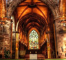 St. Giles Cathedral by Svetlana Sewell