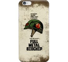 Full Genetic Infantryman iPhone Case/Skin