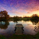 Jetty Sunrise 4.0 by Yhun Suarez