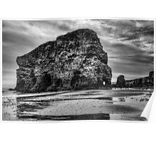 Marsden Rock Poster