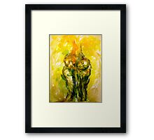 "Tribute for ""The Fountain""  Framed Print"