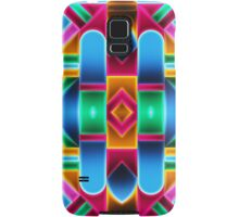 Neon Colorful Samsung Galaxy Case/Skin