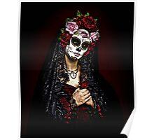Reina De Los Muertos Poster