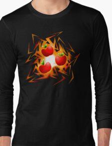 Applejack's cutiemark shards Long Sleeve T-Shirt