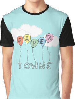 Paper Towns Graphic T-Shirt