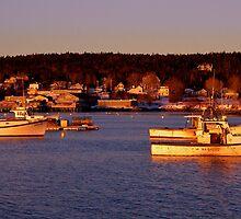 Coastal Maine Sunrise by jasmith162