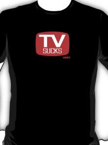 TV sucks - parody T-Shirt