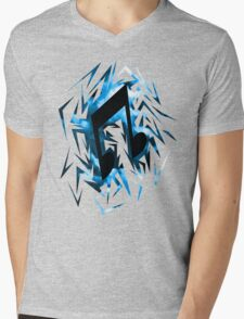 DJ-Pon3 Cutiemark Shards Mens V-Neck T-Shirt