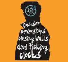 Coldplay lyrics on Sherlock by deduced