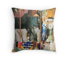 Pop Peter Blake 2. Throw Pillow