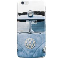 Split screen camper iPhone case iPhone Case/Skin