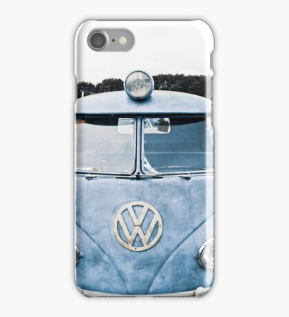 Split screen camper iPhone case iPhone Case/Skin