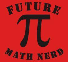 Future Math Nerd One Piece - Short Sleeve