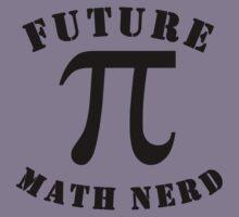 Future Math Nerd Kids Tee