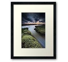 Personal Dawn Framed Print