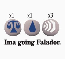 Ima going falador. by wtfhull