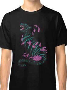 Black tiger Classic T-Shirt