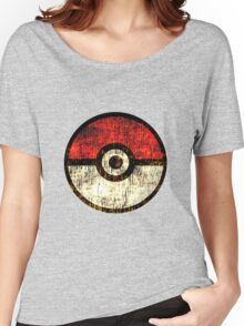Pokéball Women's Relaxed Fit T-Shirt