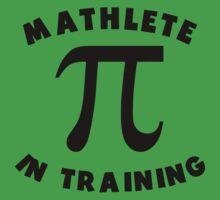 Mathlete In Training One Piece - Short Sleeve