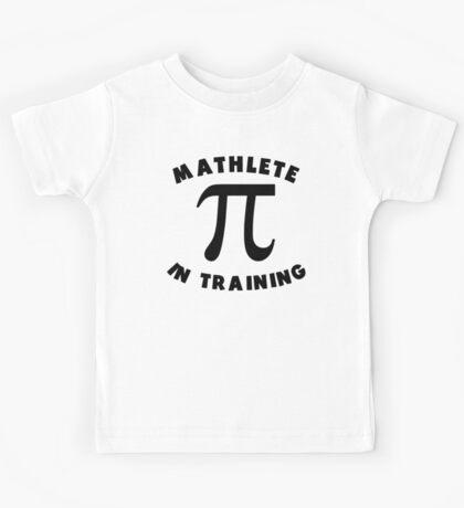 Mathlete In Training Kids Tee