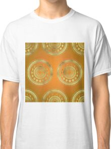 Harvest Moons in Gold Classic T-Shirt
