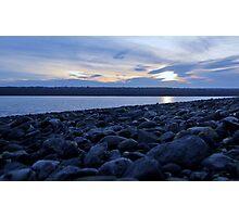 Rocky Beach Photographic Print