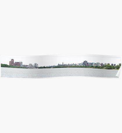 Ottawa - Panorama Poster