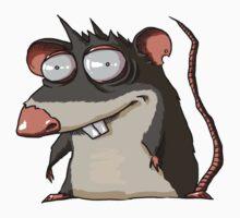 Desperate rat by mrPuwkin