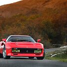 Ferrari 288 GTO 1985 by Stefan Bau