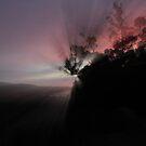 Sunset, North West Bay by Adam  Davey