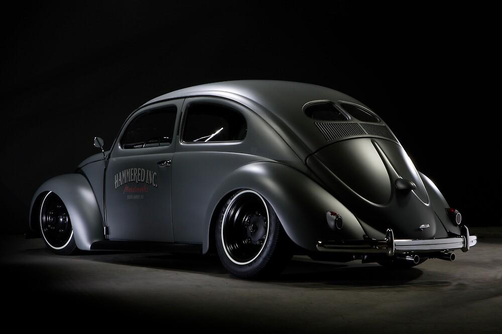 Volkswagen Beetle 1954 Top Chop by Stefan Bau