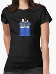 Daydreaming Doctor Womens T-Shirt