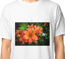 Red, Green and Orange Classic T-Shirt