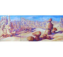 Goblin Valley Photographic Print