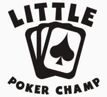 Little Poker Champ Kids Clothes