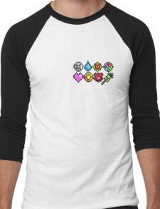 Gotta catch 'em all! Men's Baseball ¾ T-Shirt