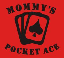 Mommy's Pocket Ace Kids Tee