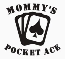 Mommy's Pocket Ace One Piece - Short Sleeve