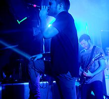 Enter Shikari - Rock City (Nottingham, UK) - 25th Oct 2011 (Image 31) by Ian Russell