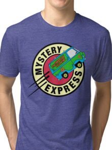 The Mystery Express Tri-blend T-Shirt