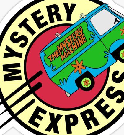 The Mystery Express Sticker