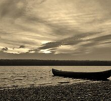 Quiet Canoe by jasmith162