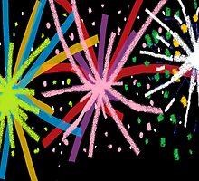 """Boom, Boom, Boom!"" by Jana Gilmore"
