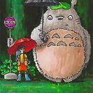Totoro by cs3ink