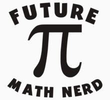 Future Math Nerd Kids Clothes